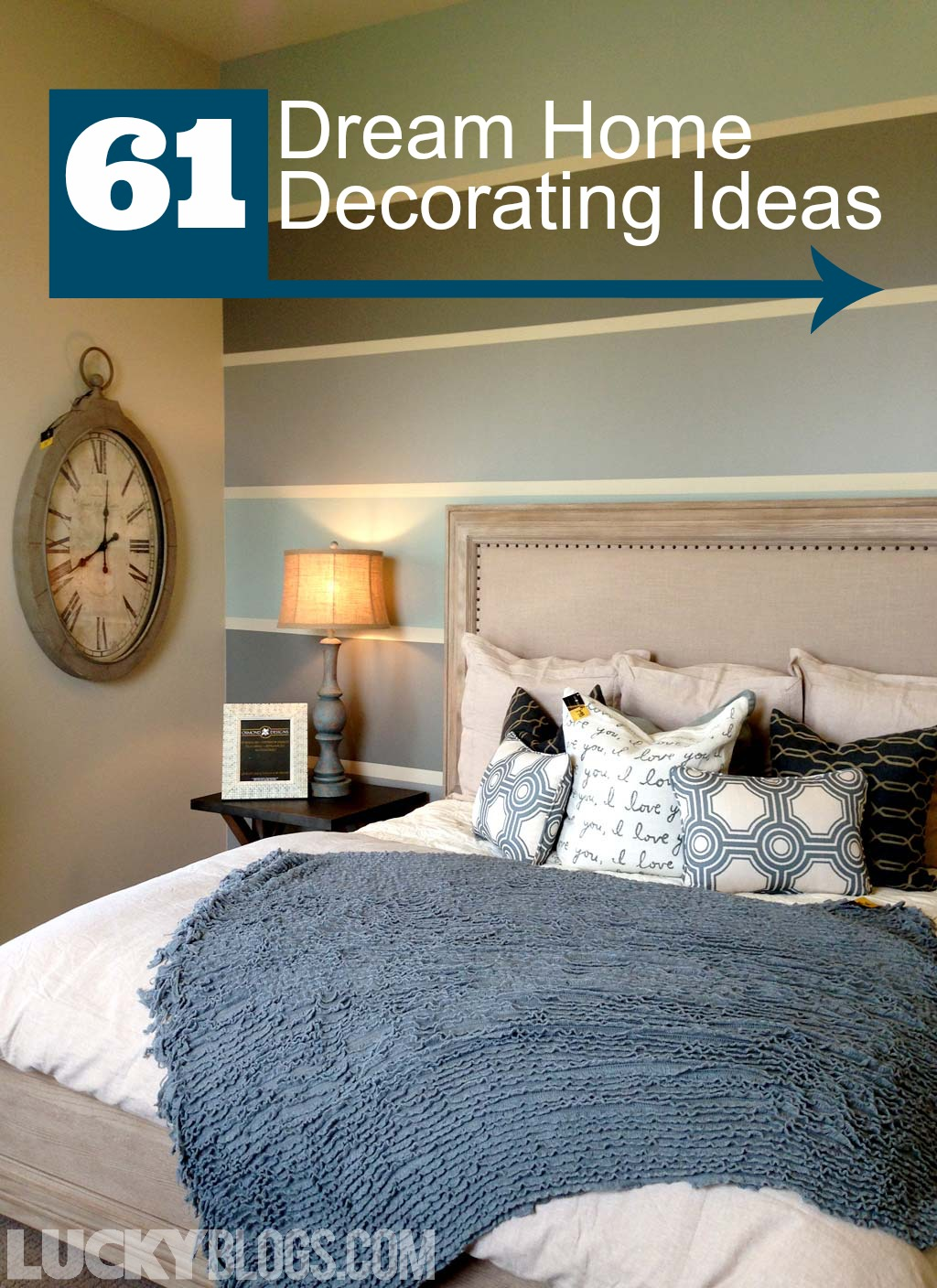 61 Dream Home Decorating Ideas