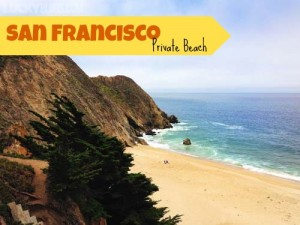 san francisco private beach